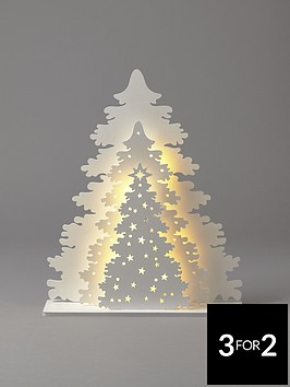 lit-tree-scene-room-christmas-decoration