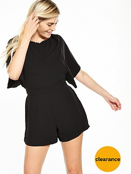 lost-ink-button-back-playsuit-black