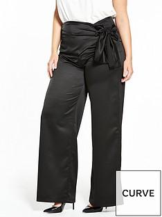 lost-ink-curve-tie-wide-leg-trousers-black