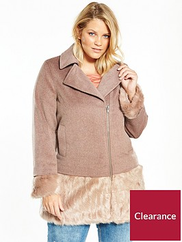lost-ink-plus-lost-ink-plus-faux-fur-hem-coat