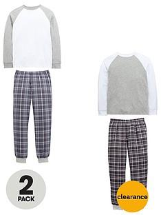 v-by-very-v-by-verynbsp2-pack-check-pyjamas