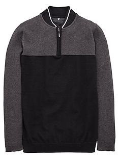v-by-very-knitted-polo-with-zip