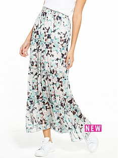 lost-ink-tiered-bluebell-print-maxi-skirt