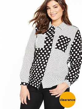 lost-ink-curve-shirt-in-mixed-spot-print