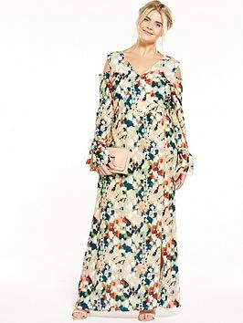lost-ink-curve-maxi-dress-in-dreamstate-abstract-print