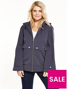 lost-ink-curve-parka-with-double-sleeve-grey