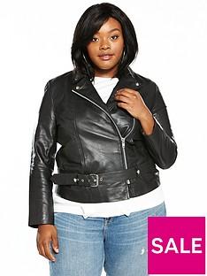 lost-ink-curve-premium-longline-leather-jacket-black