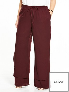lost-ink-curve-lost-ink-curve-wide-leg-trouser-with-double-layer