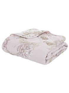 catherine-lansfield-chrysanthemum-bedspread-throw