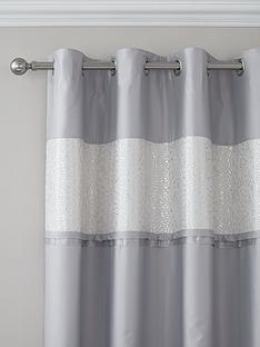 catherine-lansfield-luxor-jacquard-lined-eyelet-curtains