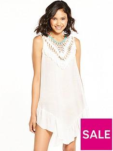 south-beach-crochet-low-back-tassel-beach-dress-white