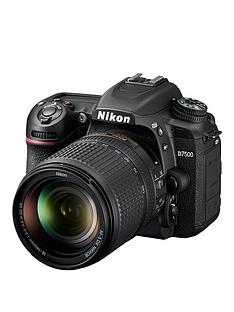 nikon-d7500-18-140mm-vr-kitnbspsave-pound85-with-voucher-code-mjwtk