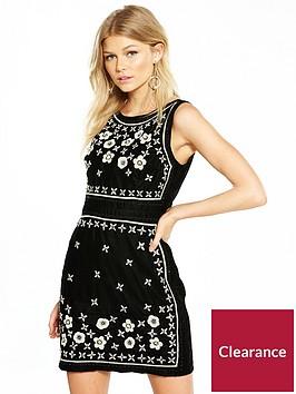 v-by-very-petite-petite-embellished-velvet-shift-dress-blacknbsp