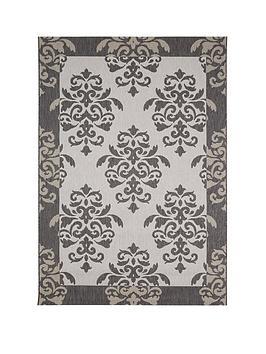 damask-flatweave-rug