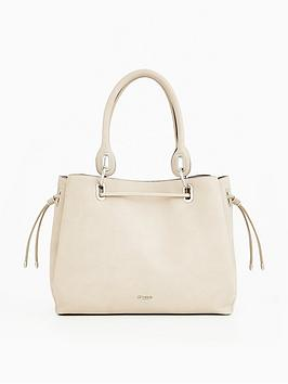 dune-daytona-tote-bag-grey