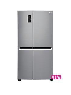 LG GSB760PZXV American Style Frost Free Fridge Freezer