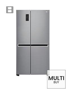 lg-gsb760pzxv-american-style-frost-free-fridge-freezer