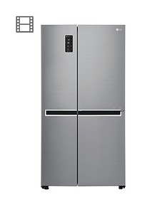 LG GSB760PZXV American Style Frost Free Fridge Freezer Best Price, Cheapest Prices