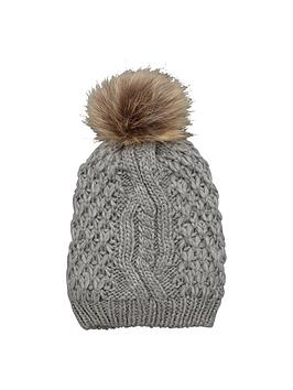 vero-moda-mable-cable-beanie-hat