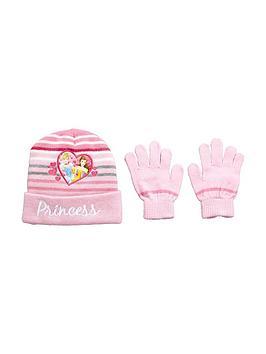 disney-princess-disney-princess-2pc-beanie-amp-gloves