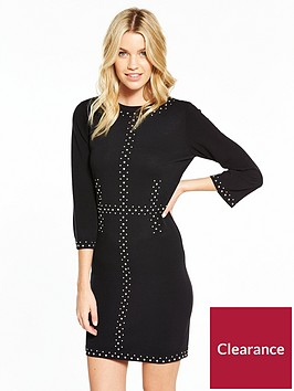 v-by-very-stud-embellished-knitted-bodycon-dress