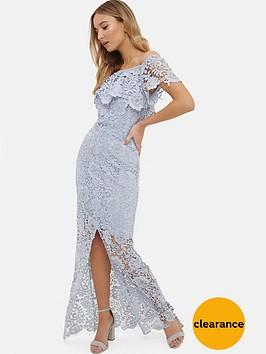 paper-dolls-crochet-lace-flutednbspbardot-maxi-dress