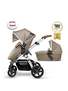 Silver Cross Wave Pushchair andCarrycot