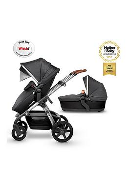 Silver Cross Wave Pushchair And Carrycot