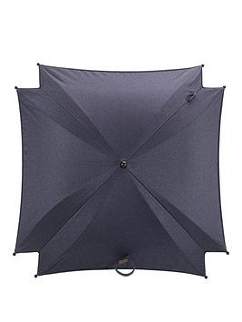 silver-cross-wave-parasol