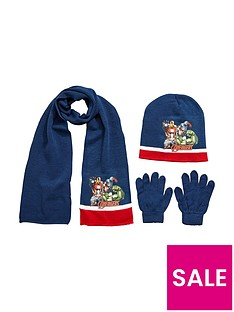 the-avengers-avengers-3pc-hat-scarf-amp-glove-set