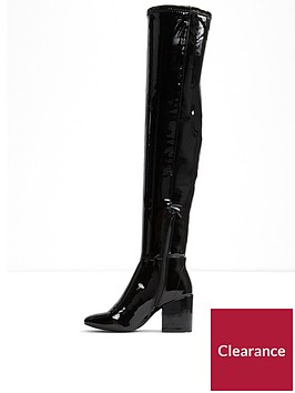 aldo-aldo-belinna-high-shine-over-the-knee-boot