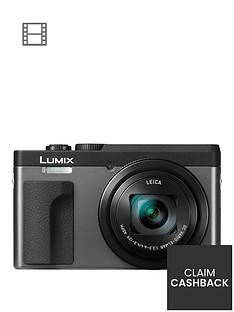 panasonic-dc-tz90eb-k-lumixnbsp203mp-30xnbsptravel-zoom-camera-with-4k-amp-180ordm-tilt-lcdnbsp-nbspsilver
