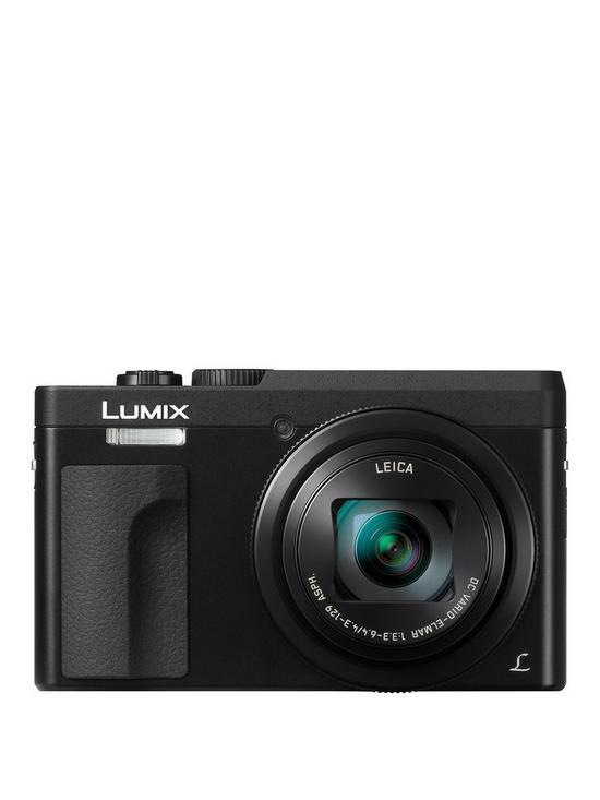 7abca3d74 Panasonic Lumix DC-TZ90 30x Zoom Digital Camera with 20.3MP - Black ...