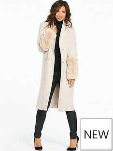 myleene-klass-faux-fur-crombie-coat