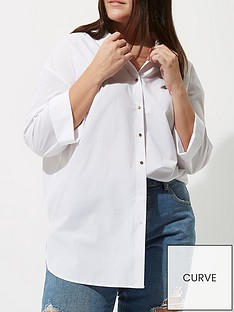 river-island-ri-plus-white-shirt