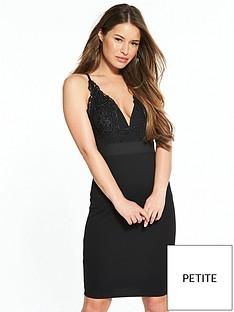 river-island-ri-petite-black-bodycon-dress