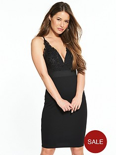 river-island-ri-petite-black-bodycon-dress