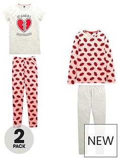 v-by-very-mix-and-match-heartbreaker-2-pack-pj-set