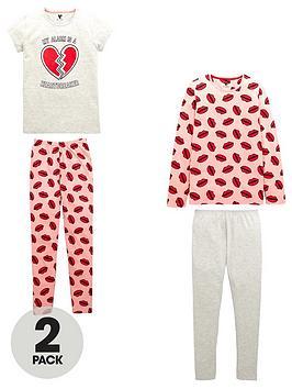 v-by-very-v-by-very-2-pack-lips-heart-print-pyajamas