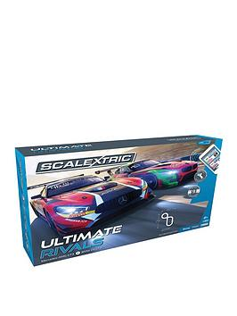 Scalextric 2017 Arc One Scalextric Ultimate Rivals Set - Mercedes Amg Gt3 / Bmw Z4 Gt3