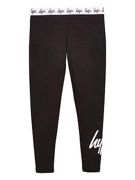 hype-girls-logo-waistband-leggings