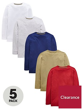 v-by-very-pack-of-5-boys-long-sleeve-t-shirts