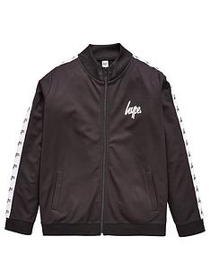 hype-black-track-jacket