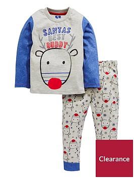 mini-v-by-very-boys-santarsquos-best-buddy-christmas-pyjamas