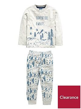 mini-v-by-very-boys-bear-adventure-pyjamas