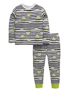 mini-v-by-very-boys-striped-monster-pyjamas