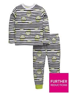 mini-v-by-very-boys-striped-monster-pyjamas