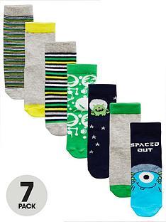 mini-v-by-very-boys-7-pack-glow-in-the-dark-space-alien-socks