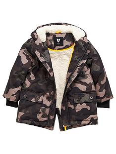 mini-v-by-very-boys-camo-fleece-lined-parka