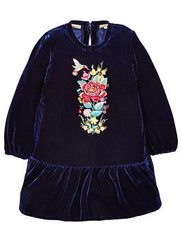 mini-v-by-very-girls-velvet-drop-waist-embroided-party-dress